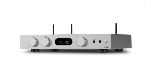 audiolab 6000A Play Aluminium Silver